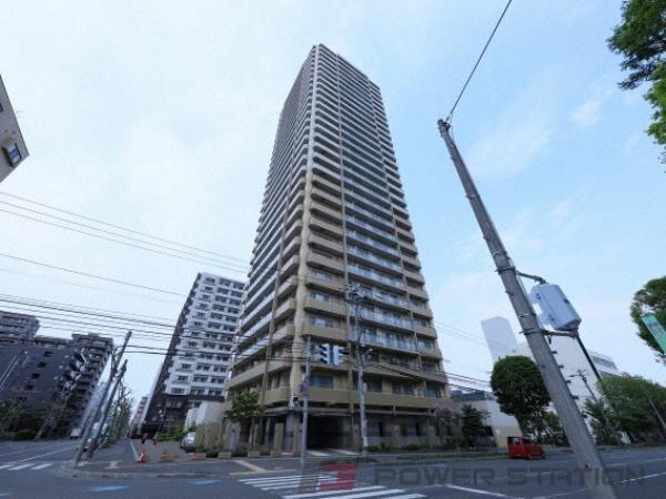 札幌市中央区北3条西16丁目1賃貸マンション外観写真
