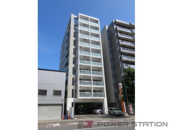 札幌市中央区北1条西20丁目0賃貸マンション外観写真