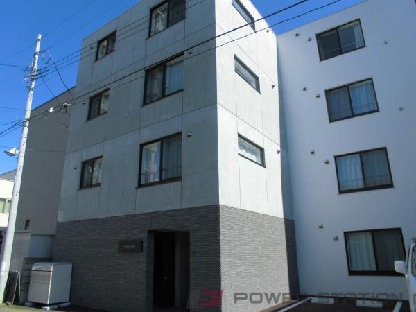 札幌市中央区南8条西15丁目1賃貸マンション外観写真