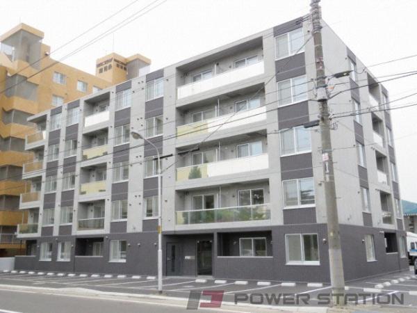 札幌市中央区南16条西9丁目1賃貸マンション外観写真