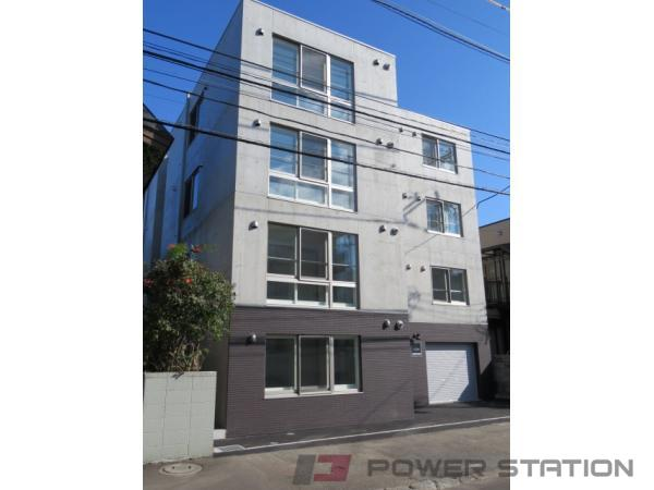札幌市中央区南19条西7丁目01賃貸マンション外観写真