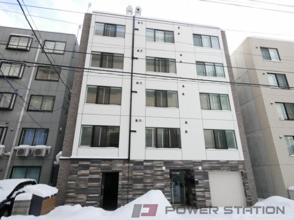 札幌市中央区南5条西9丁目01賃貸マンション外観写真