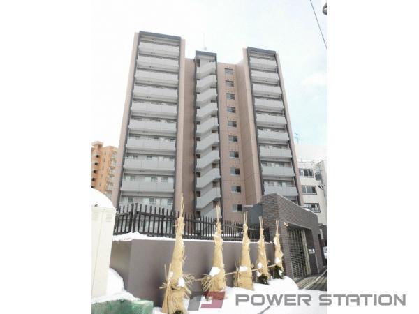 札幌市中央区宮の森1条6丁目0分譲リースマンション外観写真