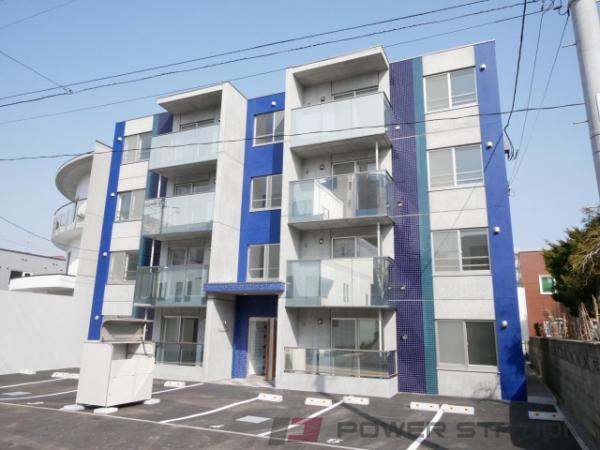 札幌市中央区南21条西12丁目0賃貸マンション外観写真