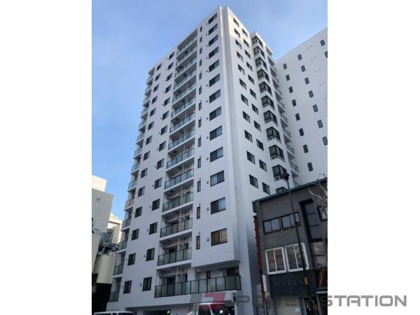札幌市中央区南3条西5丁目0分譲リースマンション外観写真