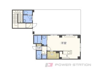 札幌市中央区南8条西13丁目1賃貸マンション間取図面