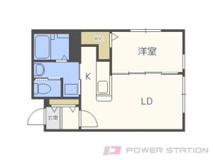 札幌市中央区北8条西21丁目0賃貸マンション