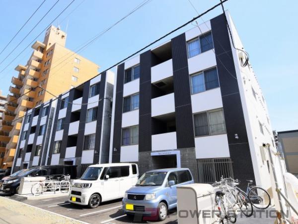 札幌市中央区南12条西9丁目0賃貸マンション外観写真