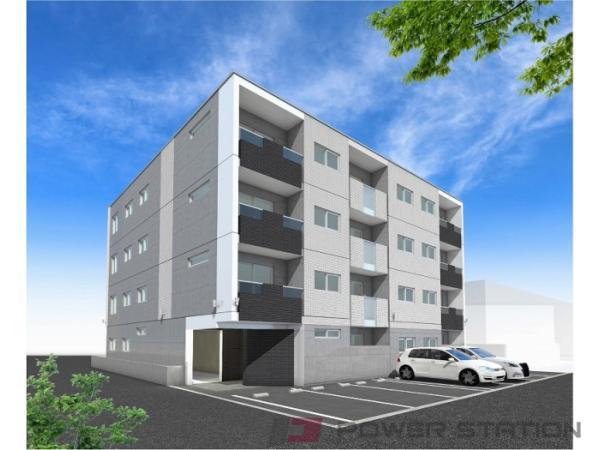 札幌市中央区南5条西22丁目1賃貸マンション外観写真