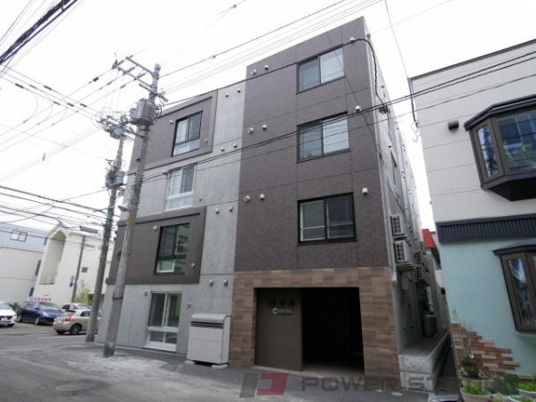 札幌市中央区南10条西7丁目01賃貸マンション外観写真