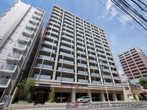 分譲リースマンション・ライオンズ札幌中央レガシア