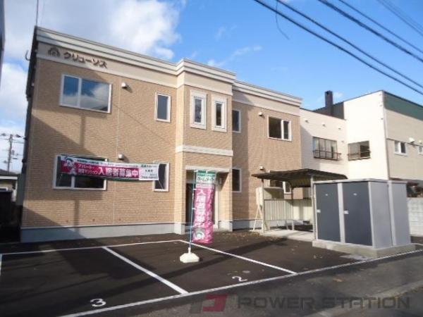 札幌市中央区南14条西17丁目01賃貸アパート外観写真
