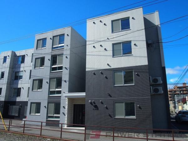 札幌市中央区南6条西23丁目01賃貸マンション外観写真