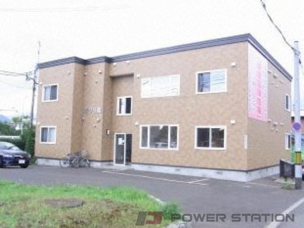 札幌市中央区北20条西15丁目0賃貸アパート外観写真
