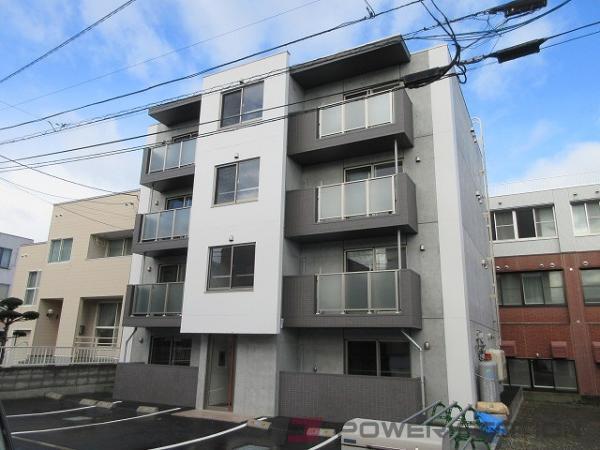 札幌市中央区南18条西10丁目01賃貸マンション外観写真