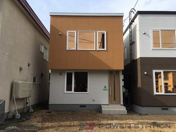 札幌市中央区南5条西18丁目01一戸建貸家外観写真