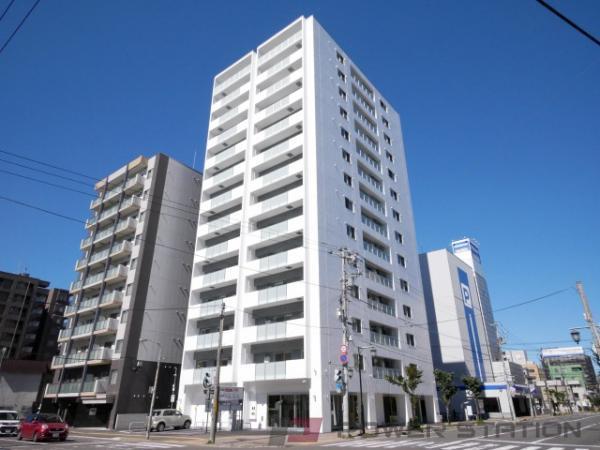 札幌市中央区南1条西17丁目0賃貸マンション外観写真