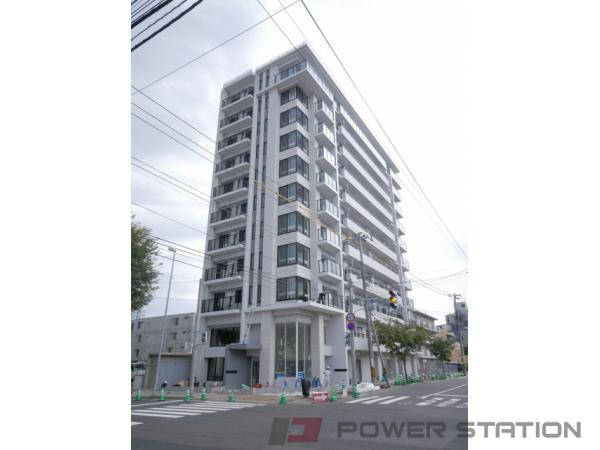 札幌市中央区北1条西26丁目11賃貸マンション外観写真