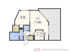 札幌市中央区南9条西7丁目01賃貸マンション
