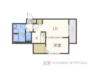 札幌市中央区南12条西9丁目0賃貸マンション
