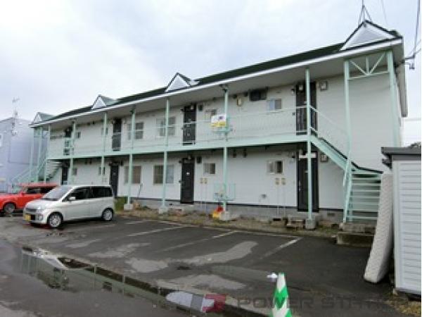 アパート・ヤマトハイツA