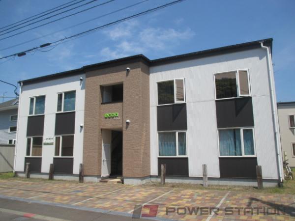アパート・ecoa本町1
