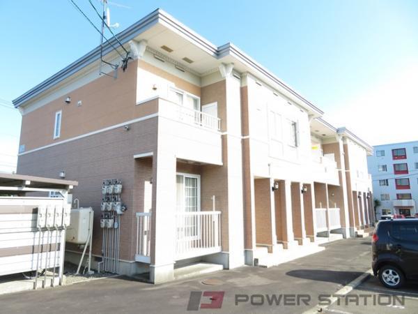 アパート・スカイピア文京1B
