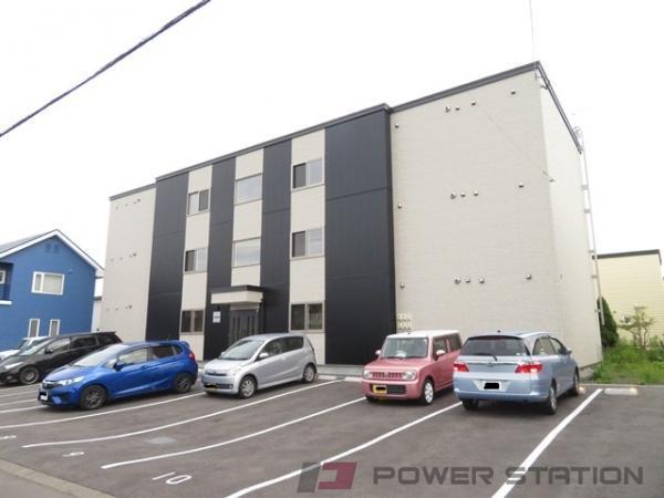 千歳市富士2丁目新築賃貸アパート