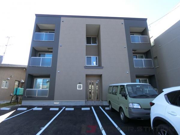 アパート・仮称)富士2丁目アパート