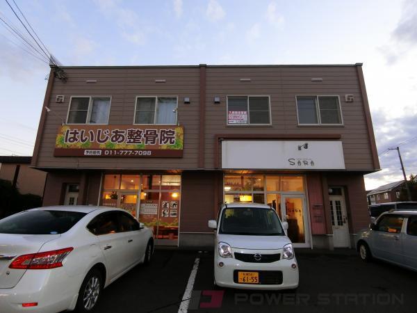 江別市見晴台0賃貸アパート外観写真