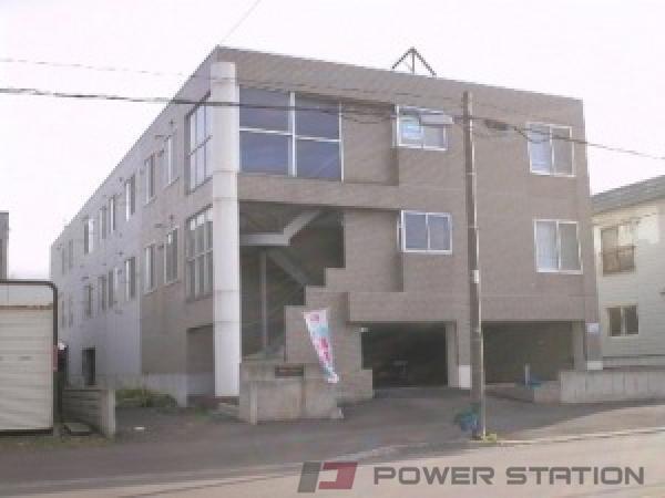 江別市緑町西1丁目0賃貸マンション外観写真