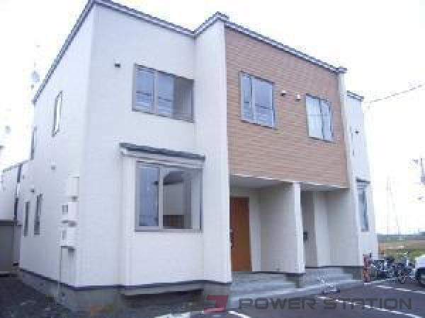 江別市萌えぎ野西1テラスハウス