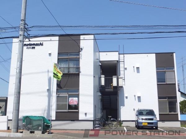 江別市元町1賃貸アパート外観写真