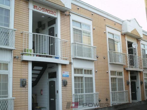 江別市一番町0賃貸アパート
