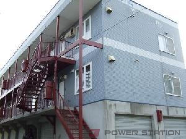 江別市一番町0賃貸アパート外観写真
