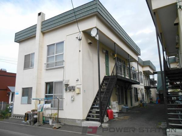 アパート・Park TownA・B(パークタウンA・B)