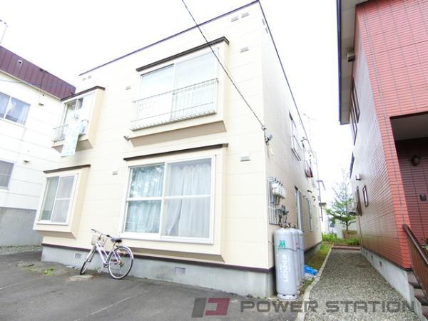 江別市弥生町1賃貸アパート