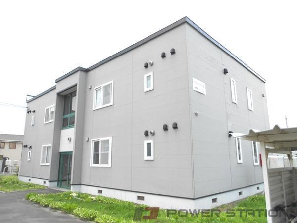 江別市一番町賃貸アパート