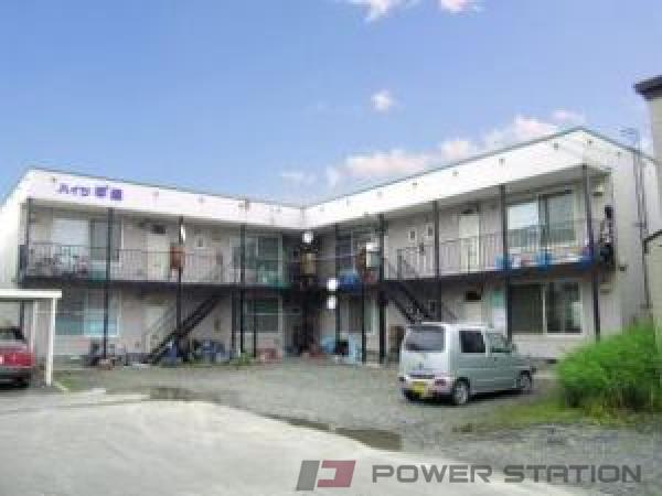 江別市上江別西町1賃貸アパート