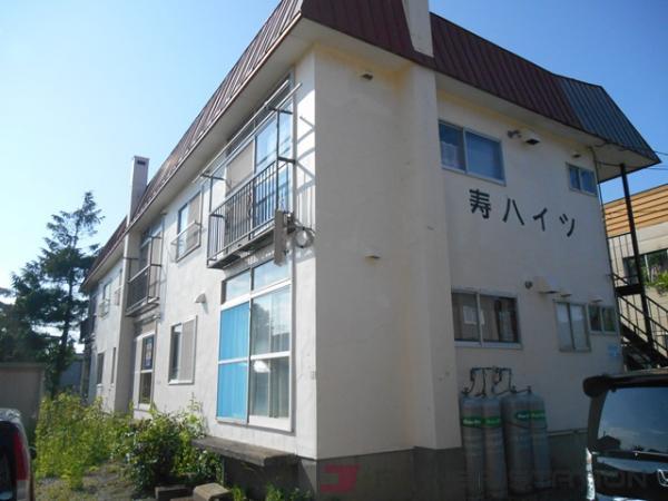 江別市上江別東町0賃貸アパート外観写真