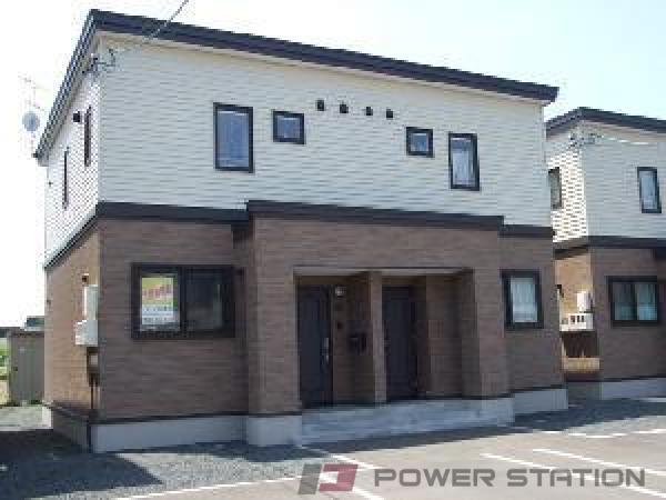 江別市朝日町0テラスハウス