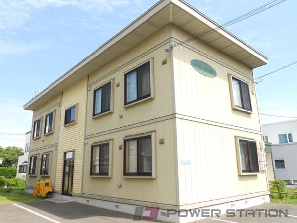 江別市中央町1賃貸アパート