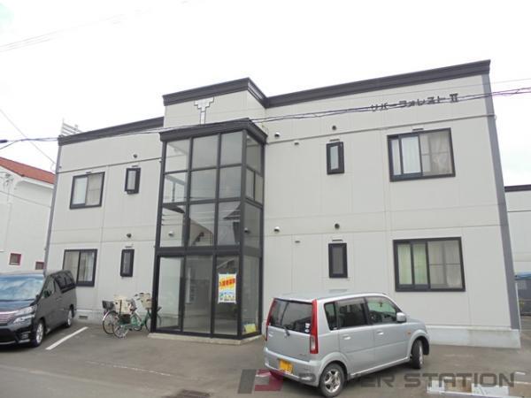 江別市錦町1賃貸マンション外観写真
