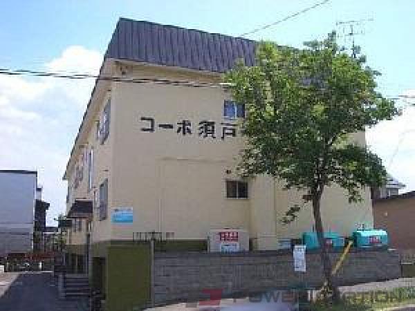 江別市幸町1賃貸アパート外観写真