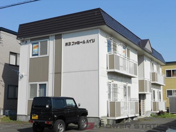 江別市高砂町0賃貸アパート