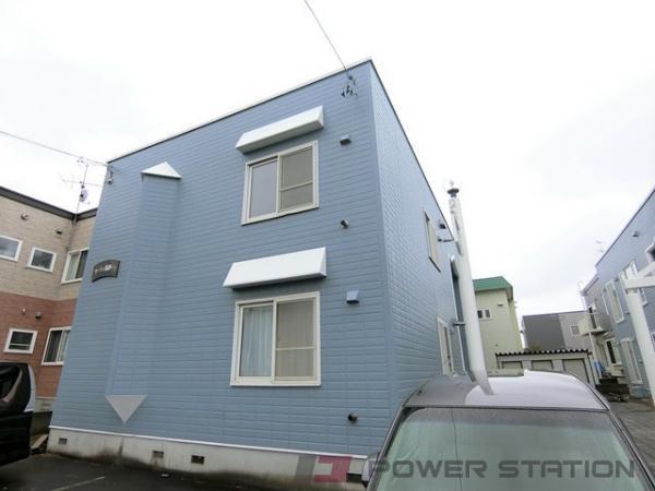 江別市高砂町1賃貸アパート