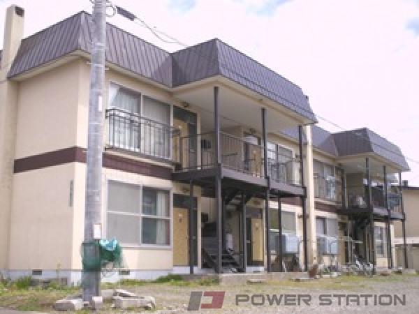 江別市野幌屯田町1賃貸アパート外観写真