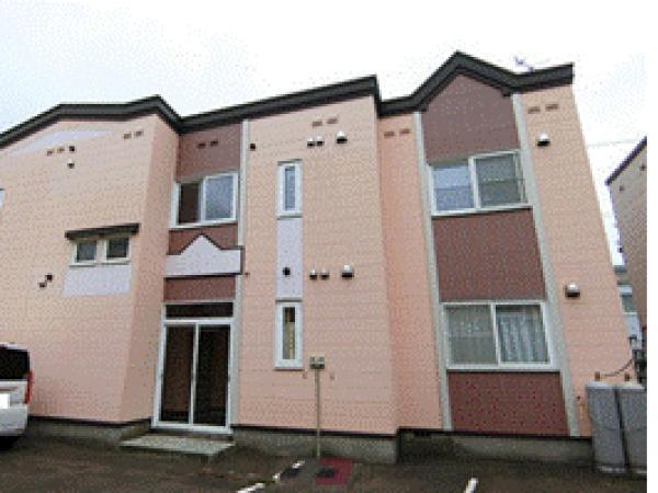 アパート・ルミエールカーフB