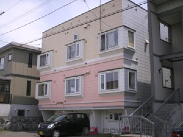 江別市野幌町1賃貸アパート