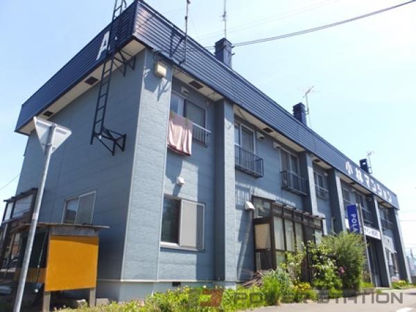 江別市幸町0賃貸アパート外観写真
